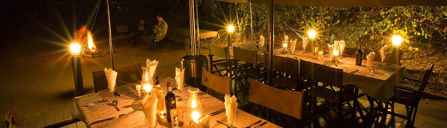 African Safari Dining