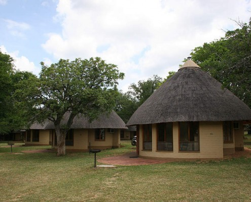 Kruger Park Safari in a Hut