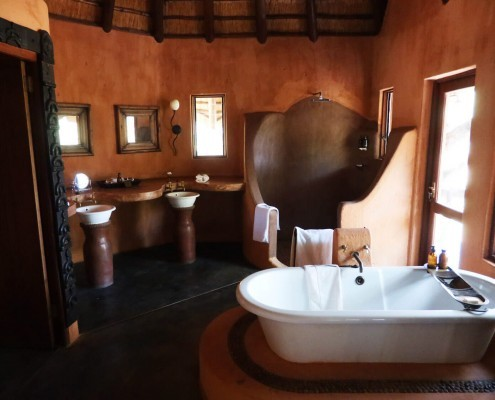 Greater Kruger National Park Safari Bathroom