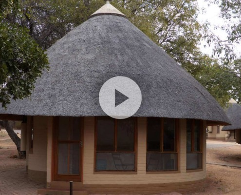 Kruger Safari in a Hut / Chalet Itinerary