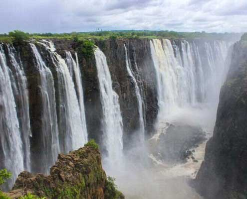 Victoria Falls Safari with Kruger Park Tours