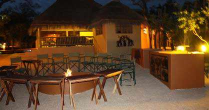 Luxury Tented Camp Boma