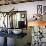 Katekani Luxury Tented Safari Bathrooms